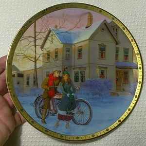 Harley Davidson Collector's Plate for sale